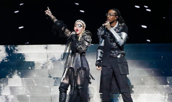 Madonna performed in 2019 for Eurovision with rapper Quavo