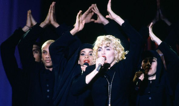 Madonna has spoken out about politics through her performances throughout her extensive career