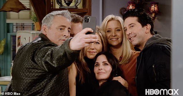Smile! It was reported in April that the reunion special was filmed over three days, with a live audience participating in the reunion