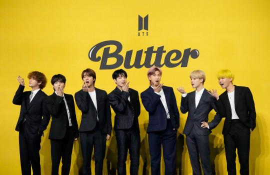 Members of BTS