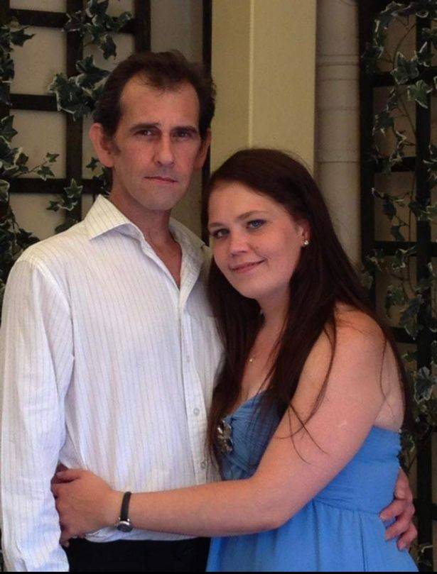 Cassie was with Cliff, 53, since they met through family in 2007
