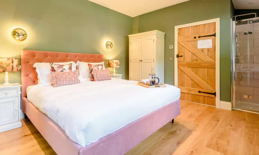 The Old Dairy: 'cosy and immaculately converted'
