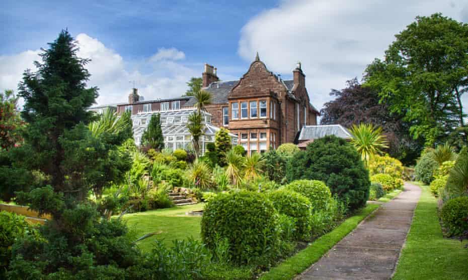 Best of both worlds: the Auchrannie Resort