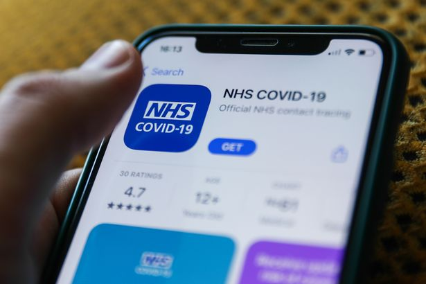 NHS COVID-19 on the App Store