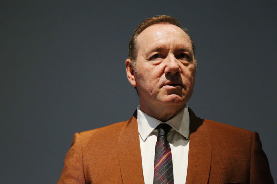 Kevin Spacey is reportedly starring in the Italian film L'uomo che disegnò Dio (The Man who drew God)