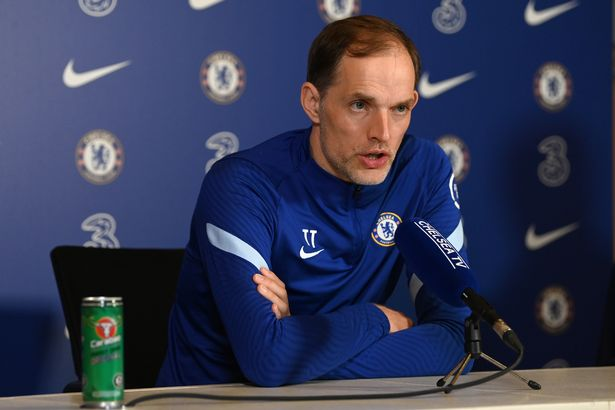 Thomas Tuchel has given an insight into Chelsea's recruitment process