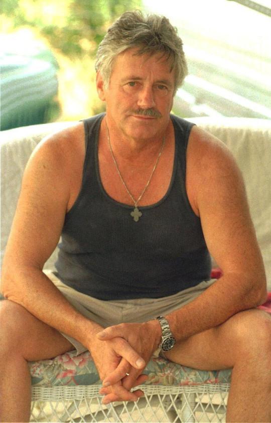 PAUL LEBLANC PAUL LEBLANC FATHER OF ACTOR MATT LEBLANC, AMERICA - 1997