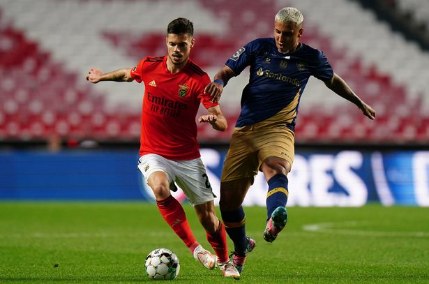 Chelsea are eyeing Benfica's Julian Weigl as a possible alternative to Declan Rice