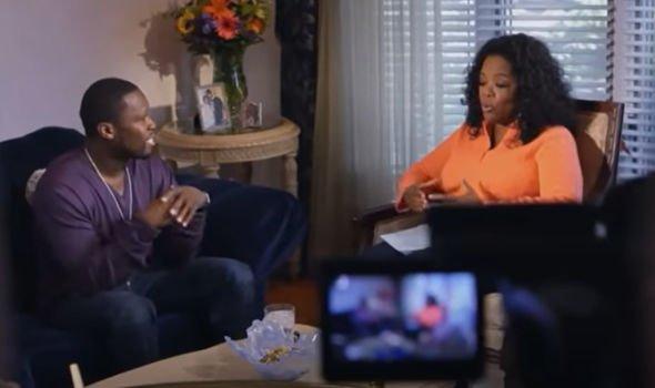 oprah winfrey 50 cent
