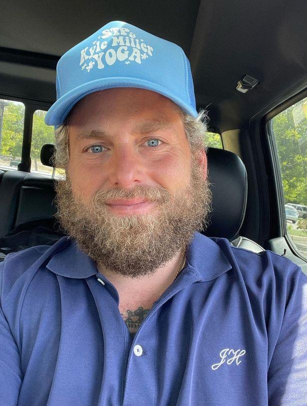 Jonah's most recent selfie on Instagram
