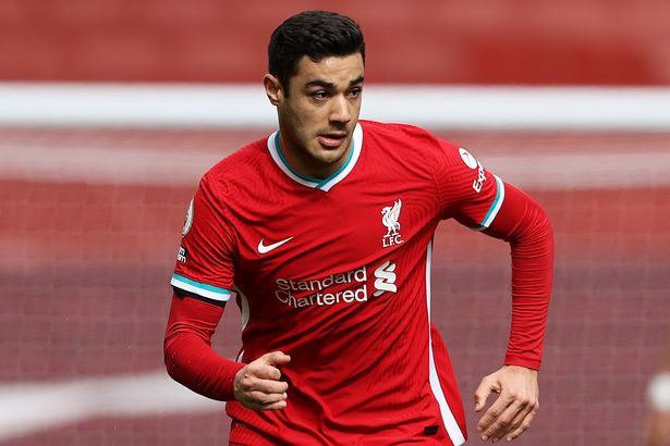 Ozan Kabak's brief spell at Liverpool looks set to come to an end
