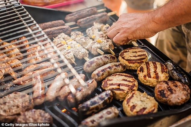 However, the team notes that the average vegetarian has lower levels of vitamins linked to bone and joint health, along with a 'significantly' higher level of fats than those that consume meat