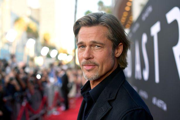 Fans want Kim to date Brad Pitt