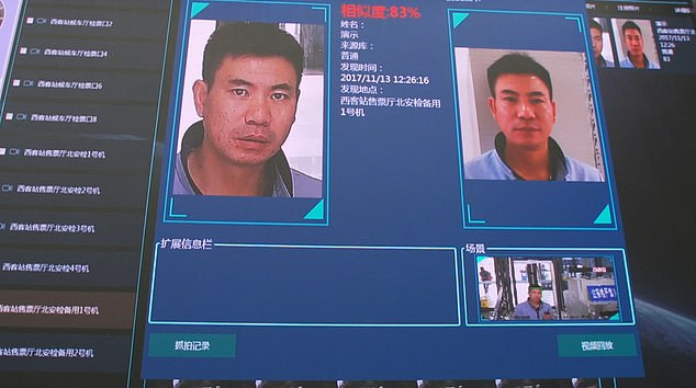 Speaking anonymously because he fears for his safety, he told Panorama that he helped to install the system in police stations in Xinjiang province which is home to 12 million mainly Muslim Uyghurs