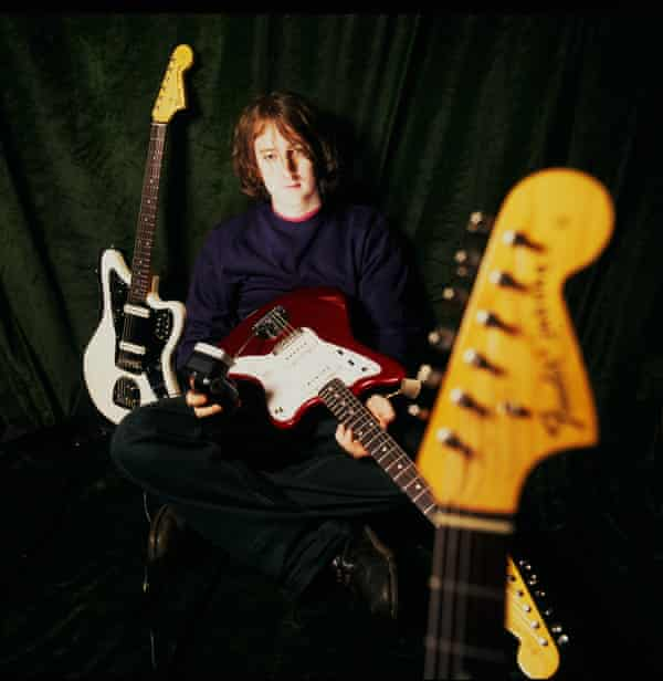 Kevin Shields in 1991