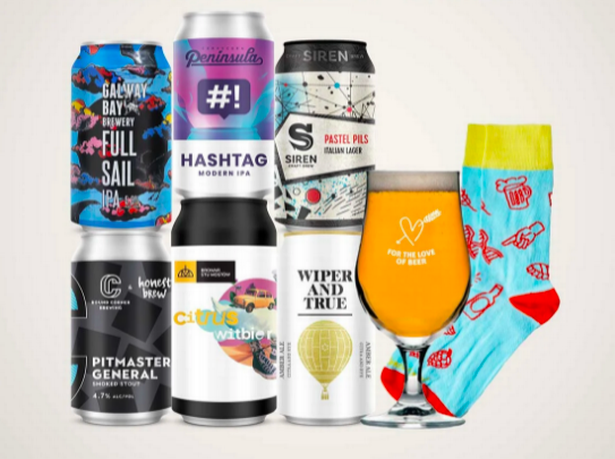 The HonestBrew Father's Day Beer Bundle