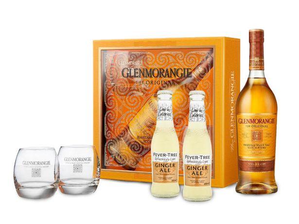 Glenmorangie Scottish whiskey
