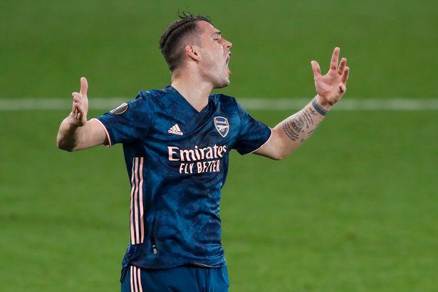 Jose Mourinho hopes to make Xhaka his first Roma signing