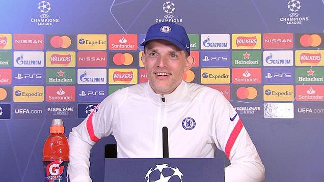 Chelsea v Manchester City: Thomas Tuchel speaks before Champions League final