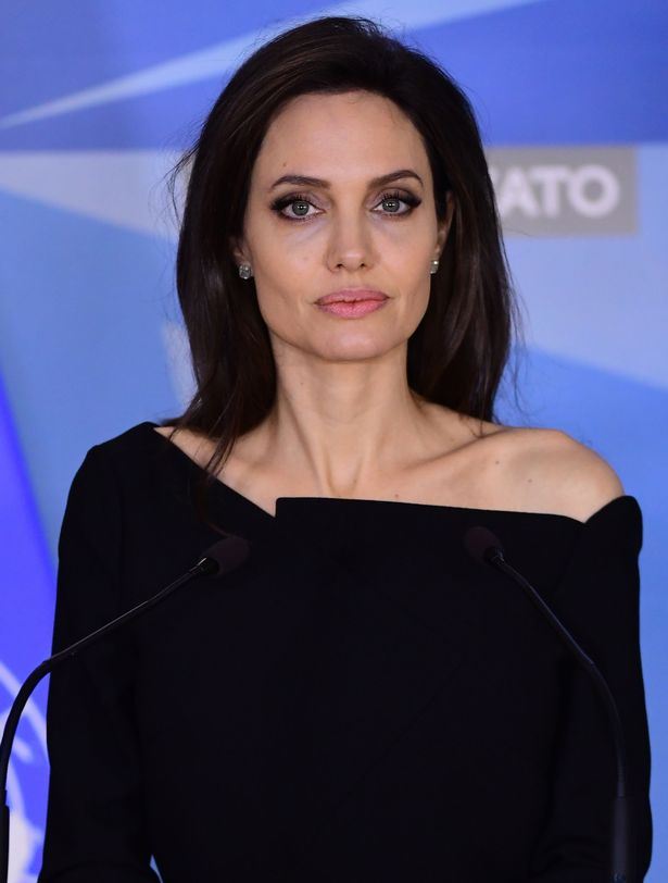 """Angelina Jolie has claimed that the judge in her custody case should be """"disqualified"""""""