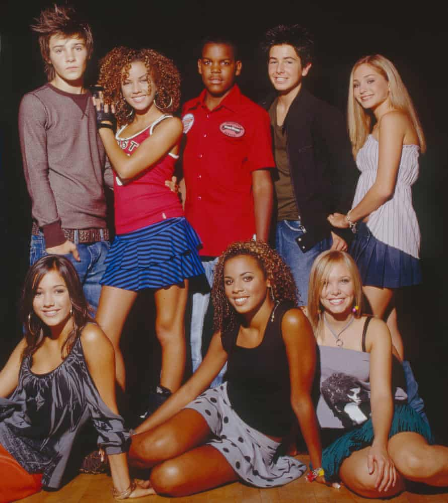 Perry was 12 when he appeared on S Club Search.