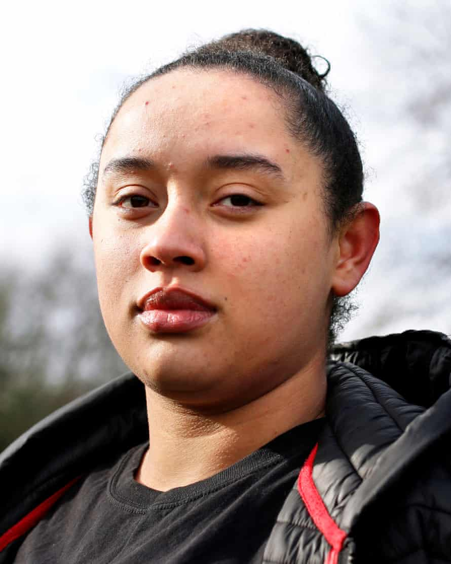Caitlin Kelly, who appeared on Benefits Street