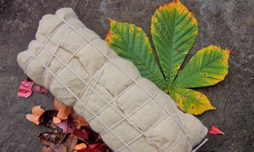 Natural dyeing course at Coppicewood College in Pembrokeshire contact dyeing nov 2014 009 (2)