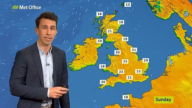 10 day weather trend: It's finally looking warmer and drier (May 26-June 5)