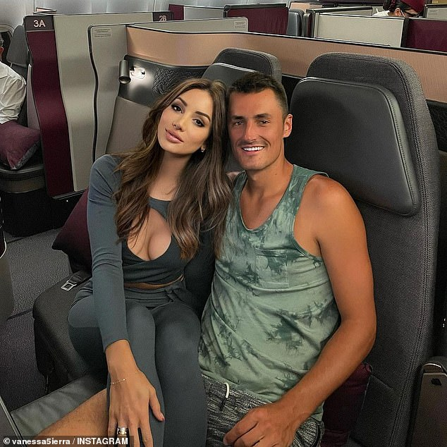 Travel:In January, Vanessa revealed on her social media platforms that she had accompanied her tennis star boyfriend to Qatar for his tennis matches
