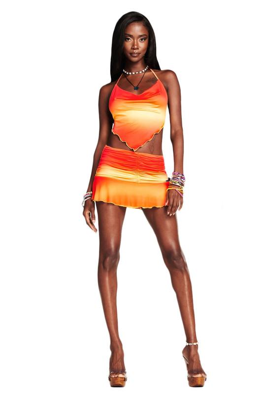 I Am Gia mini skirt