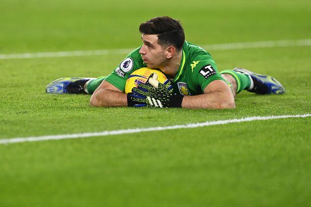 Emiliano Martinez has been impressive during his first season for Aston Villa