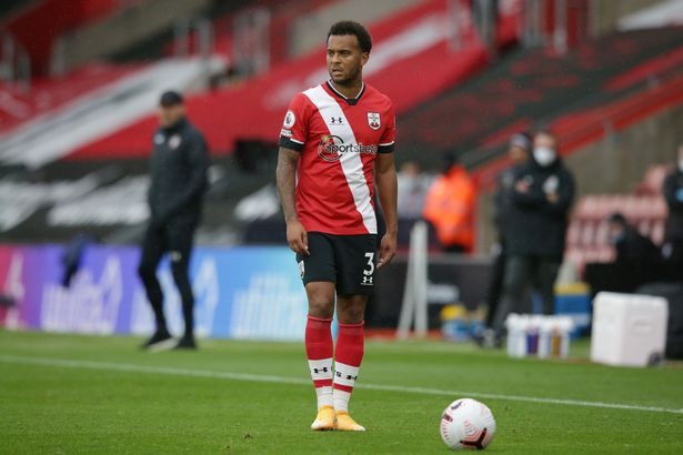 Ryan Bertrand is believed to be a target for Mikel Arteta this summer