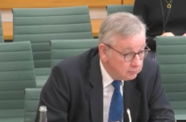 """Michael Gove admitted there are still """"significant outstanding factors"""" to work through"""
