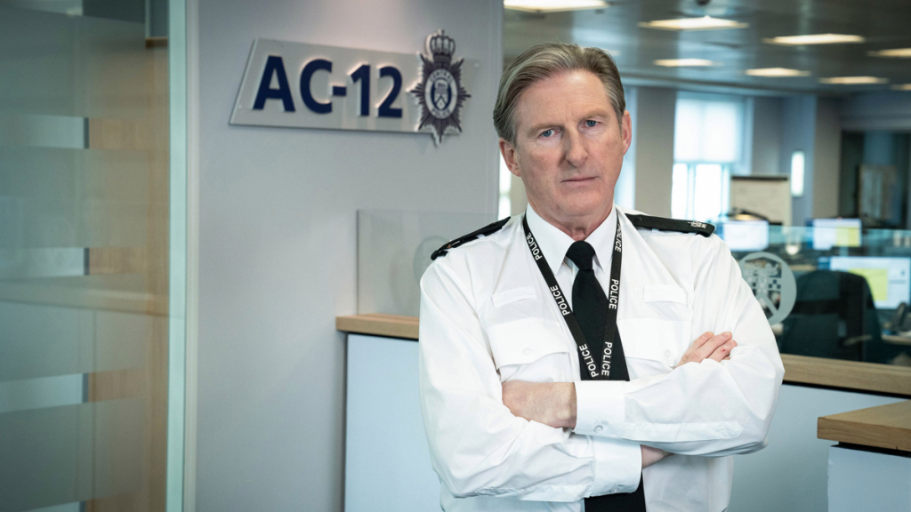 Line of Duty Adrian Dunbar Ted Hastings