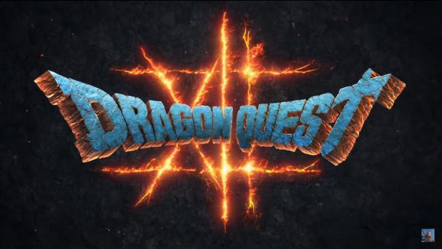 Dragon Quest 12 logo