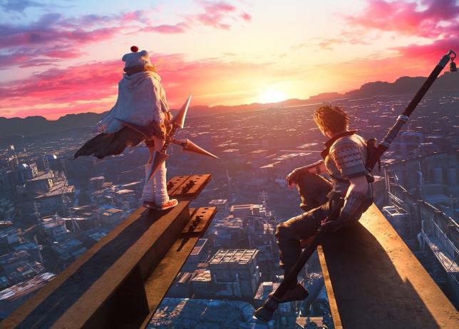 Final Fantasy 7 Remake Intergrade Episode Intermission DLC Yuffie Sonon