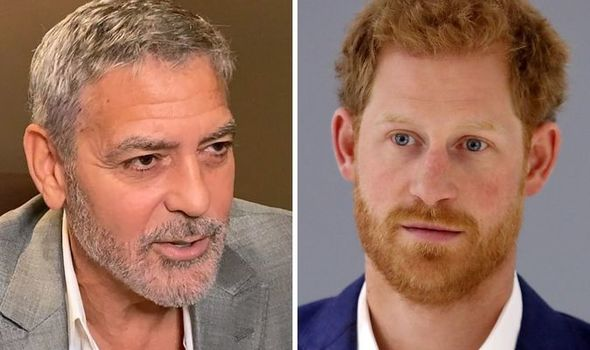 George Clooney forced to snub Prince Harry outing leaving Duke to make private trip