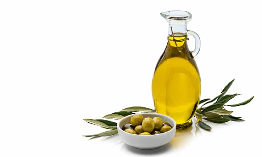 Taste your oil first.