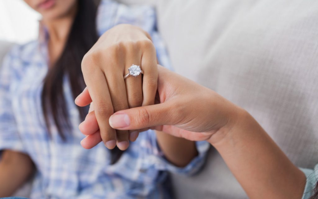 How Do You Choose an Engagement Ring?