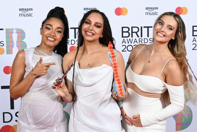 Little Mix, Leigh-Anne Pinnock, Perrie Edwards, Jade Thirlwall