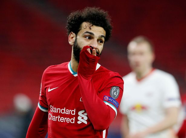 """Salah says """"no one is talking to him"""" about a contract extension"""
