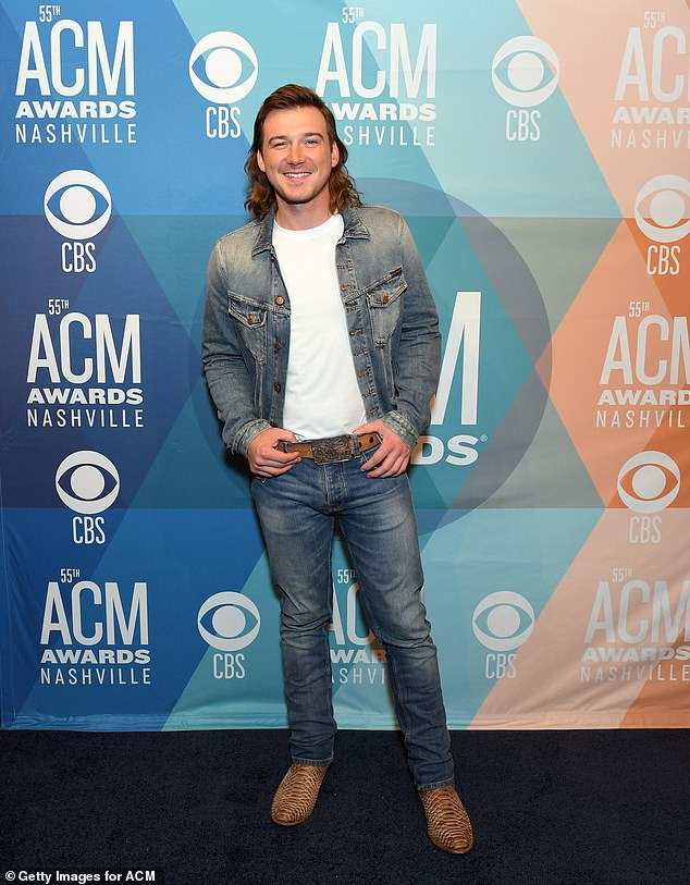 Yikes: Morgan Wallen failed to meet with the Nashville chapter of the NAACP as part of his apology tour following the racial scandal where he was caught using the N-word on video; seen in 2020