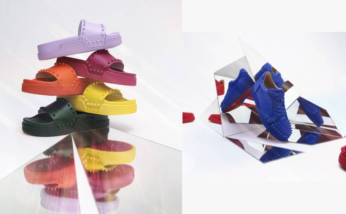 Mytheresa and Louboutin team up on exclusive shoe and bag collection