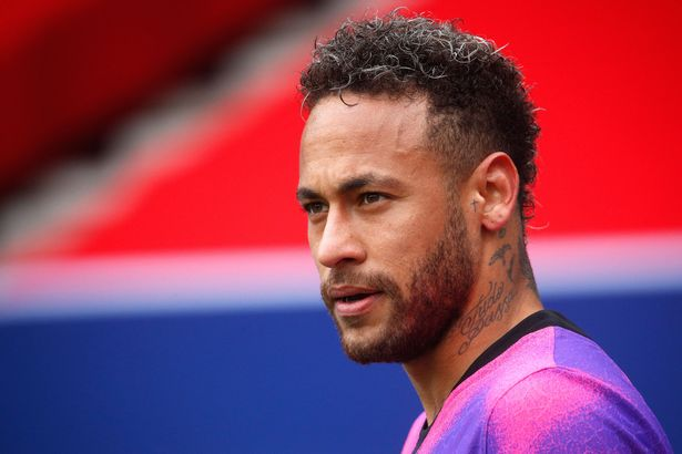 Neymar is targeting a Champions League comeback