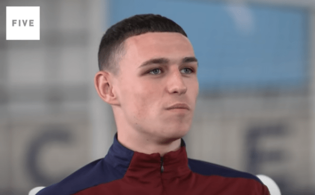 Phil Foden has hailed 'top player' Mason Mount ahead of the Champions League final