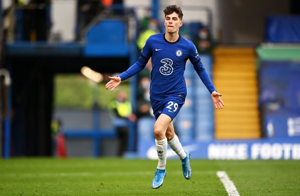Kai Havertz was the star of the show against Fulham