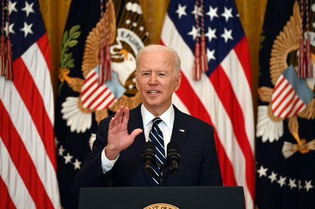 US President Joe Biden has put forward a global minimum