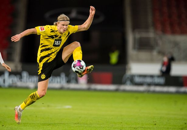 Erling Haaland has not shortage of admirers