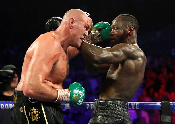 Tyson Fury is set to fight Deontay Wilder for a third time