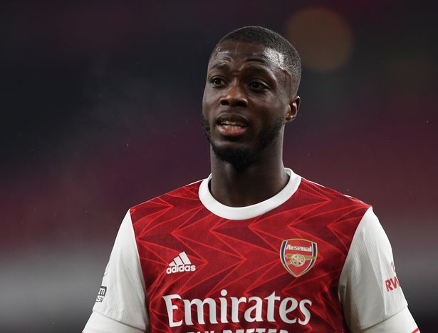 Nicolas Pepe has hit form in recent weeks, to finally begin to pay back his hefty price tag